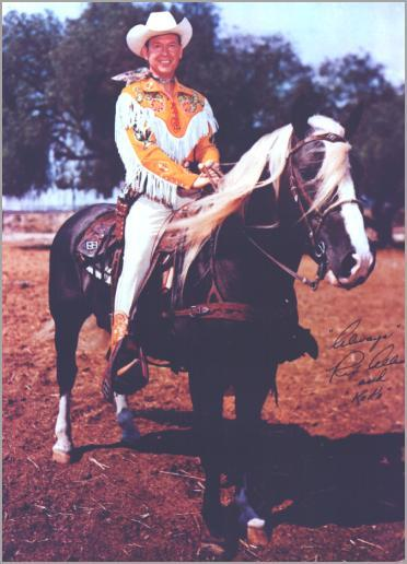 Rex Allen and KoKo